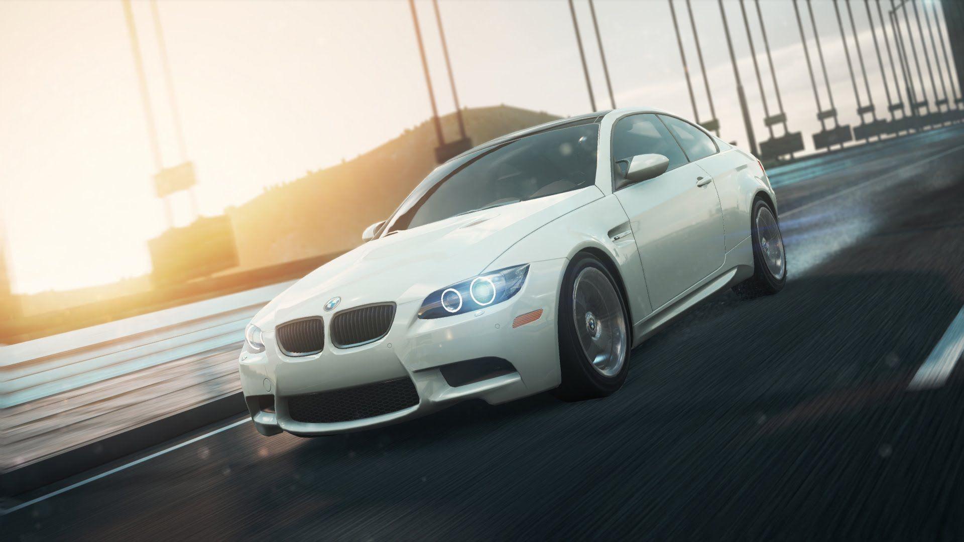 World of Speed: BMW M3 E92