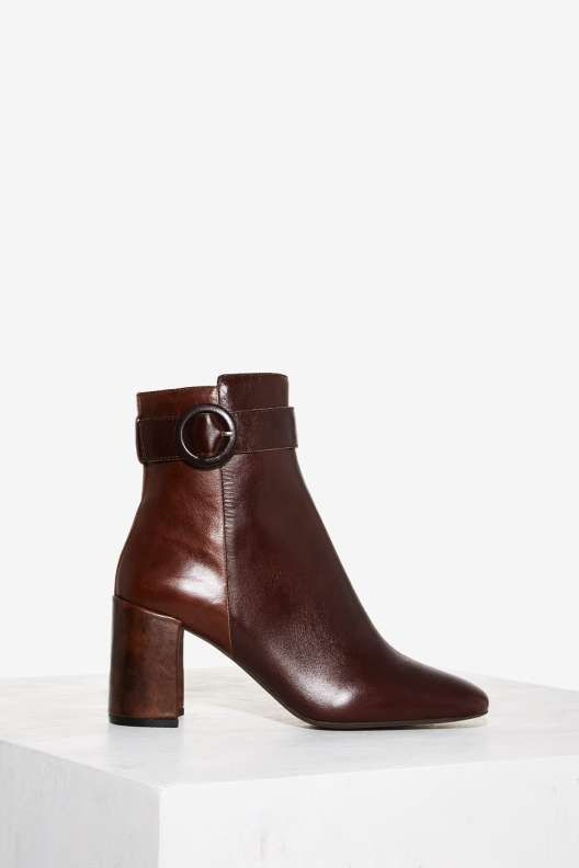 Bootie Campbell Hartford Boots Short Booties Leather Jeffrey t1qSS