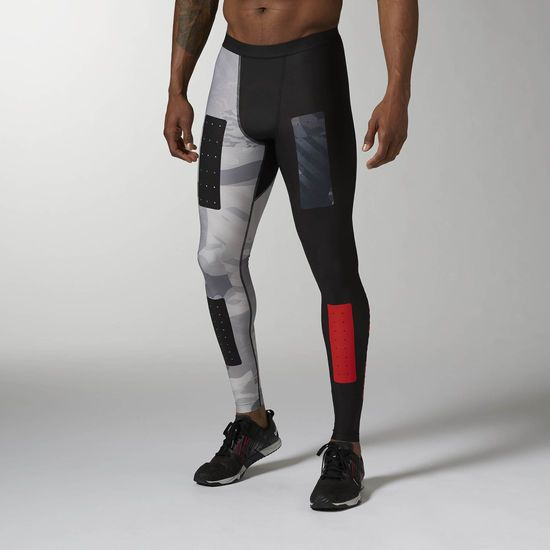 Reebok Clothing Reebok CrossFit® PWR6 Compression Short