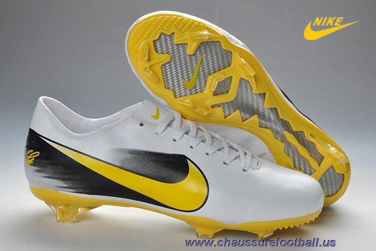 classic fit 63307 dfbef low cost nike mercurial vapor superfly vi cr fg blanc jaune noir ft6843  sortie 5deee 38a41
