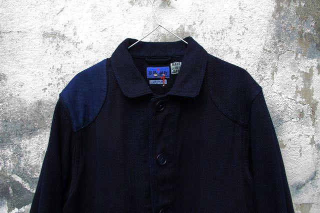 Azul: Blue Blue Japan Indigo Jacket