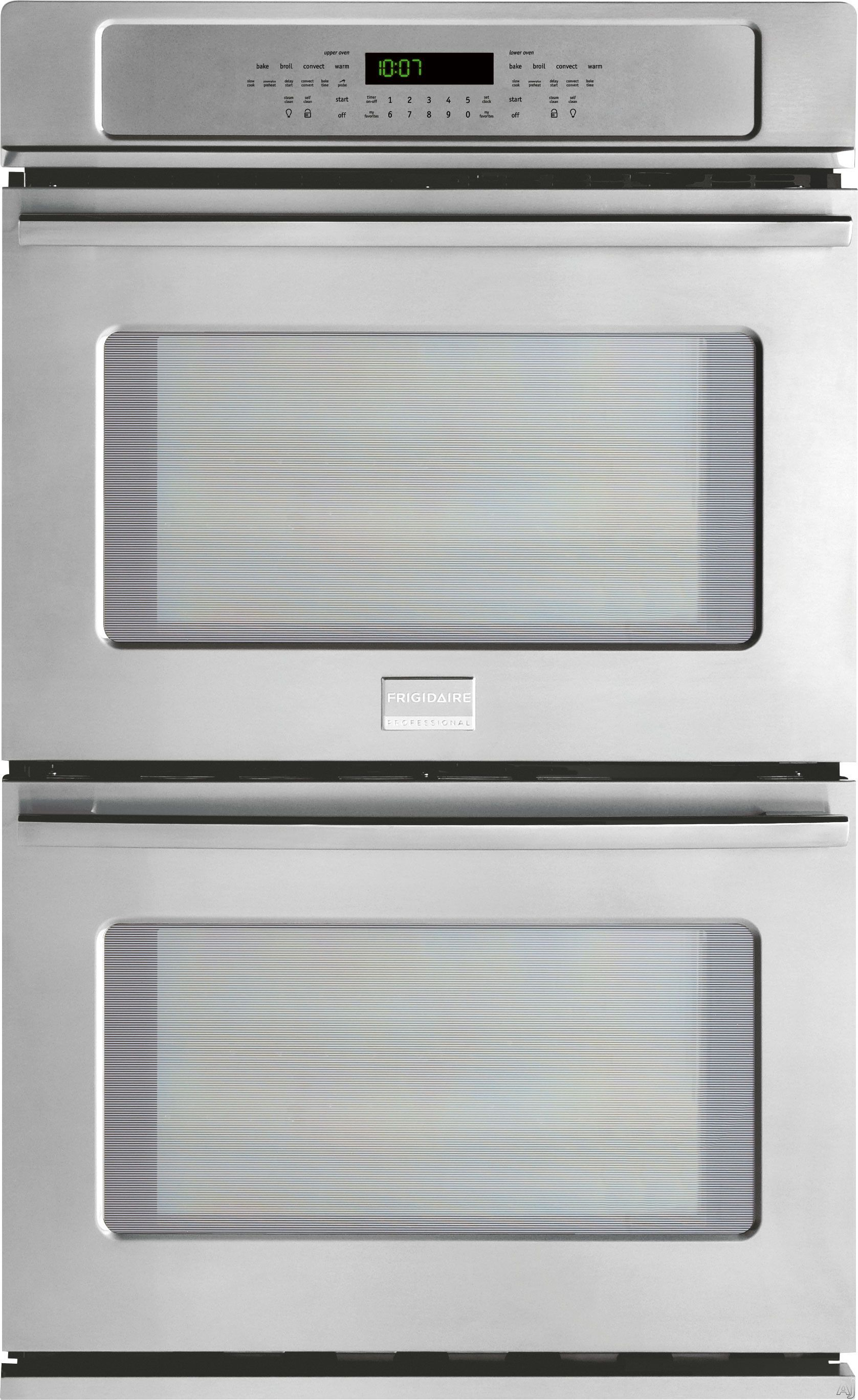 Frigidaire Professional Series Fpet3077rf Electric Wall Oven