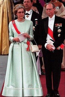 Grandes Duques de Luxemburgo, Juan & Josefina Carlota