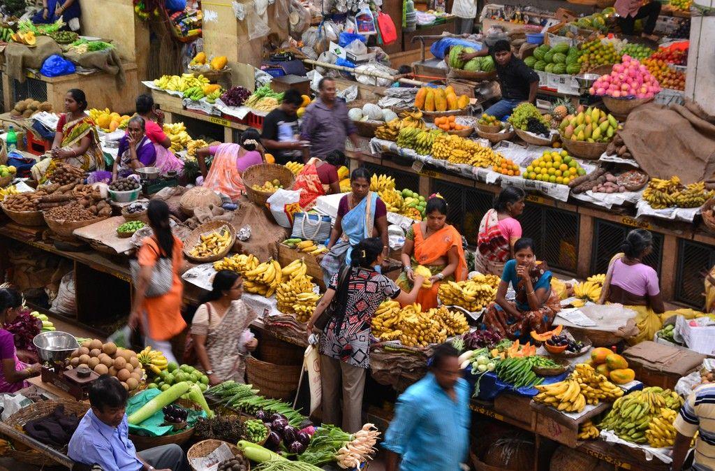 village food market catering