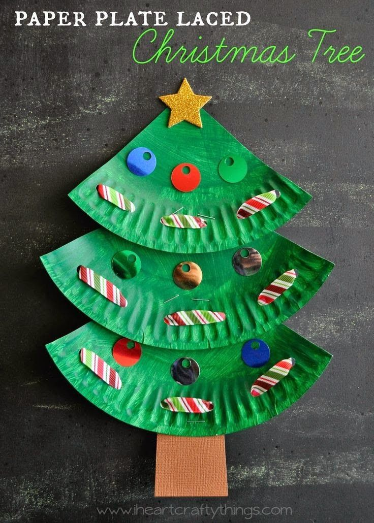 christmas craft ideas for young children