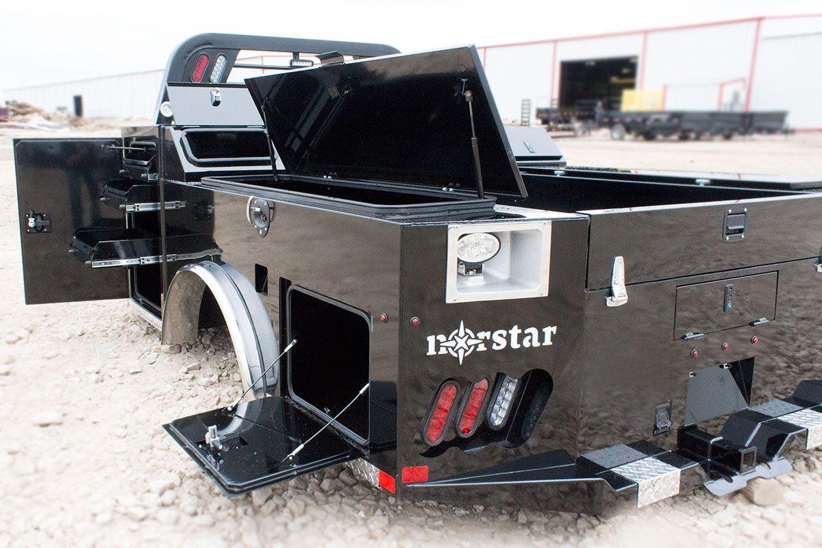 Pin by Midwest Motors on truck beds / flatbeds /service