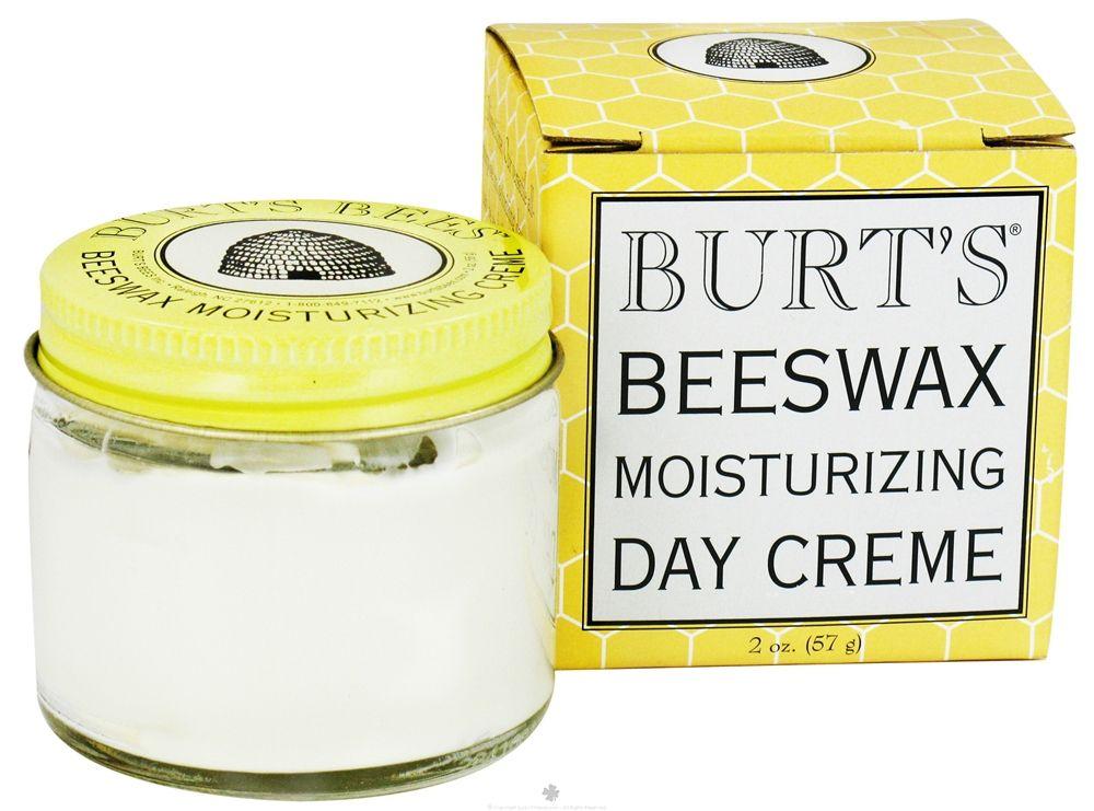 Burt's Bees Moisturizing Day Creme Moisturizer, Natural