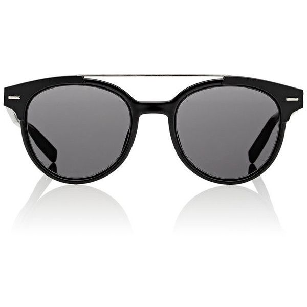 Dior Homme Men\'s 220S Round Sunglasses (13 520 UAH) ❤ liked on ...