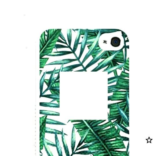 7 Case Banana Leaf iPhone 6 Case iPhone 6s Case Banana Leaves iPhone 6 Plus Case iPhone 5 Case Bana