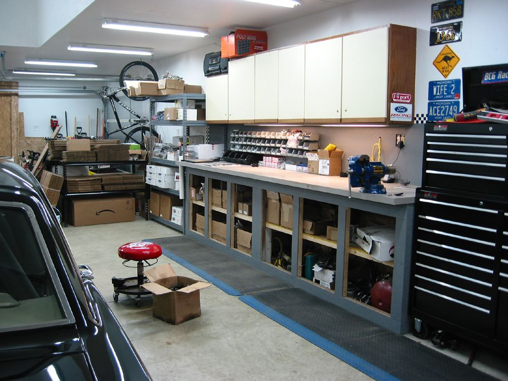 Transform Your Home with these Fantastic Garage Lighting Ideas