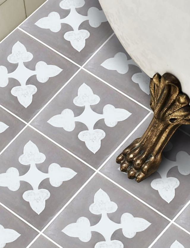 Decorative Floor Tiles Our Guide To The Best Peel & Stick Decorative Tile Decals  Vinyl