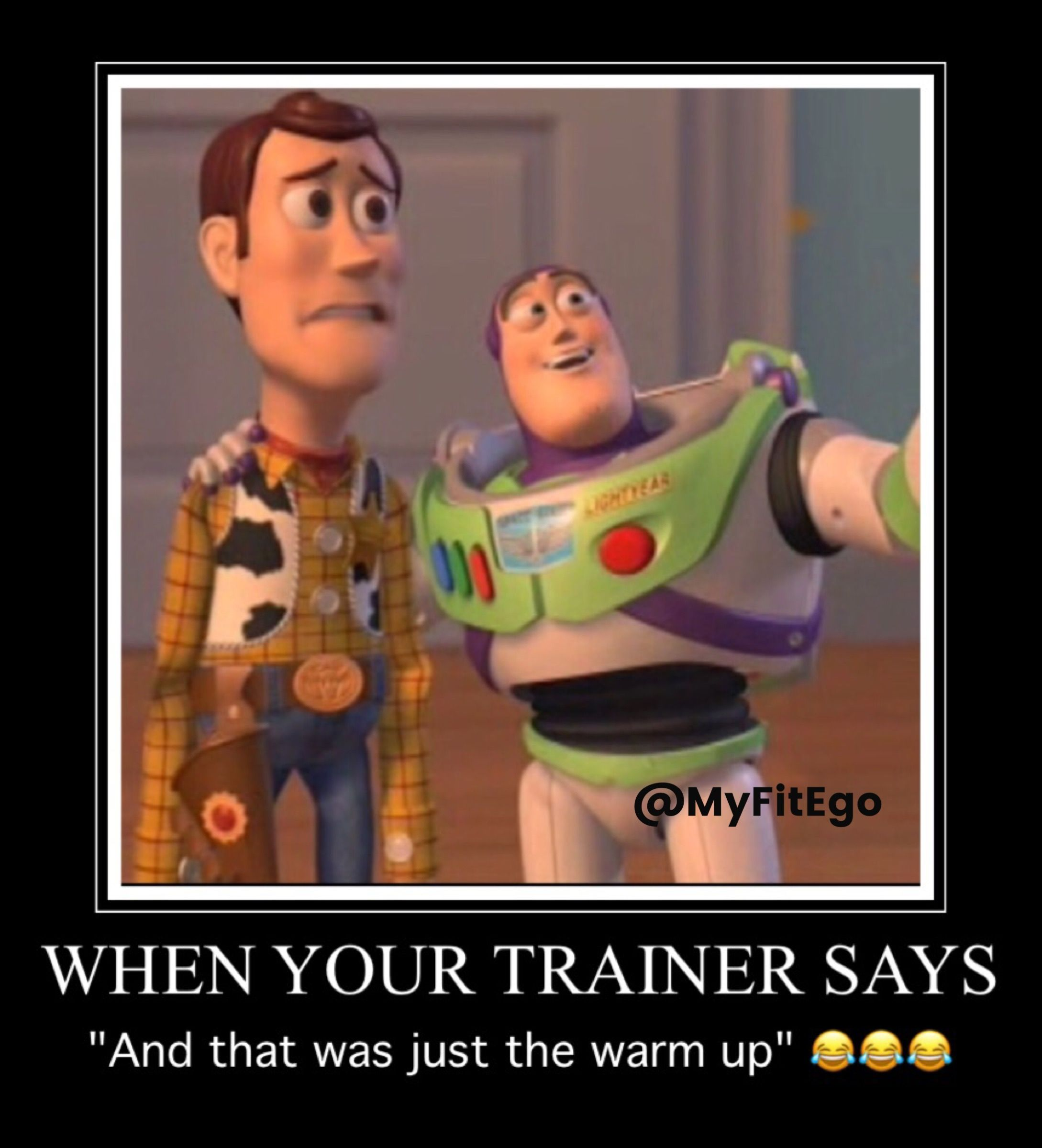When Your Trainer Says That Was Just The Warm Up Lmbo Gym Gymrat Gymlife Gymmemes Gymjokes Gymmotivation Fi Wrestling Quotes Funny Memes Wrestling Mom