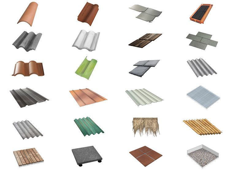 Thatched Roofing Texture Flat Roofing Garden Roofing Types Shingles