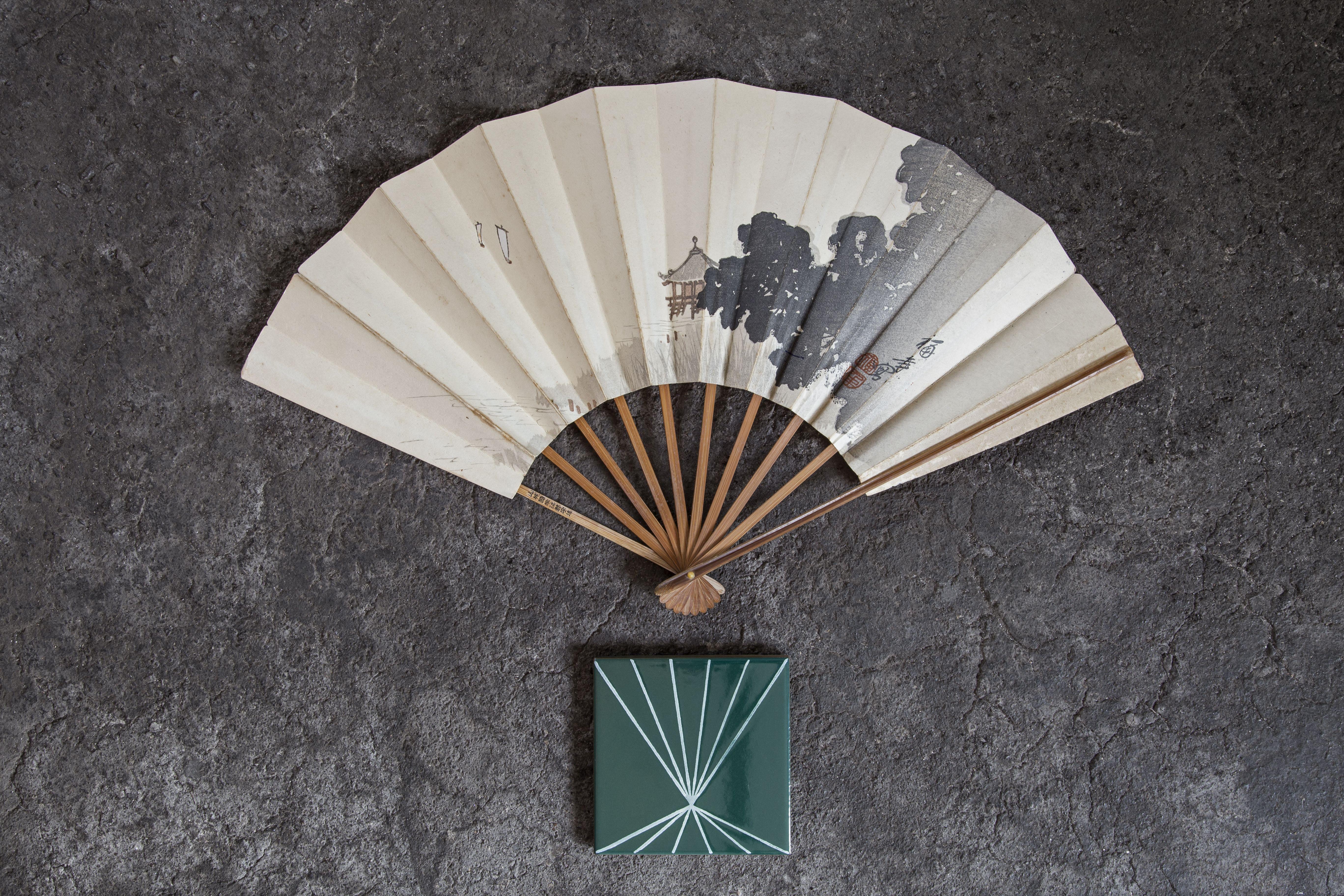Ventagli Da Parete Decorativi sensu. una collezione di rivestimenti nata dalla