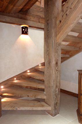 Espaces à vivre, chambres et divers - WOOD CONCEPT MEGEVE - CHALETS ...