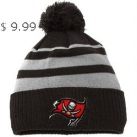 Cheap NFL Knit Hats Tampa Bay Buccaneers Red Beanies Sale TBBKH02 ... cd4371589