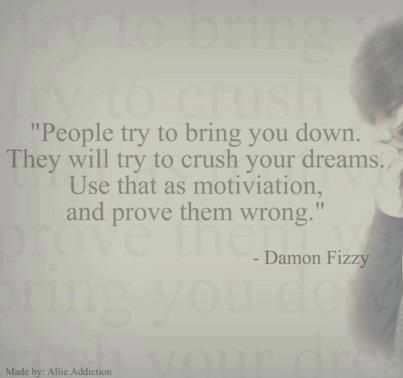Damon fizzy #fizzyfamily So inspirational, so strong, changing the world and he doesn't even realize how much he is <3<3<3<3
