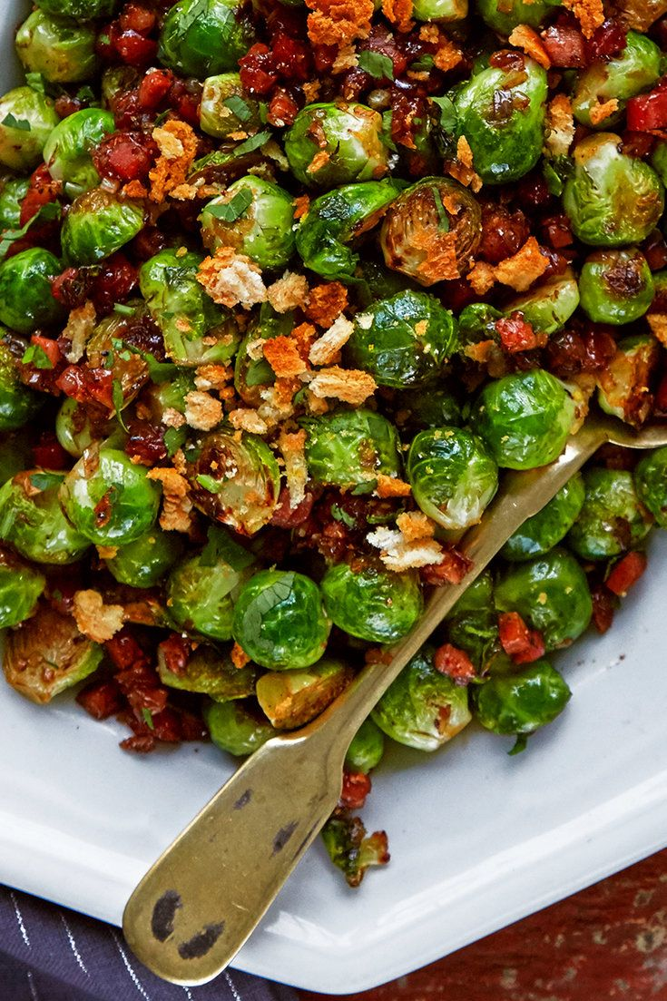 Brussels Sprouts With Pancetta Brussel Sprouts With Pancetta
