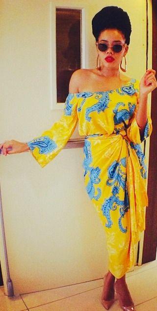 killin it #womensfashion #printdress #style