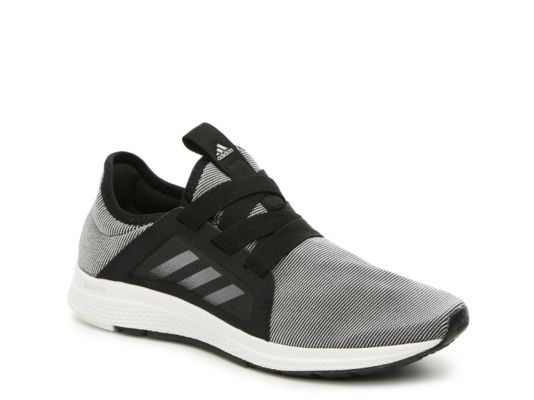 free shipping 32456 3f955 Womens Women adidas Edge Lux Lightweight Running Shoe -BlackGrey -  BlackGrey
