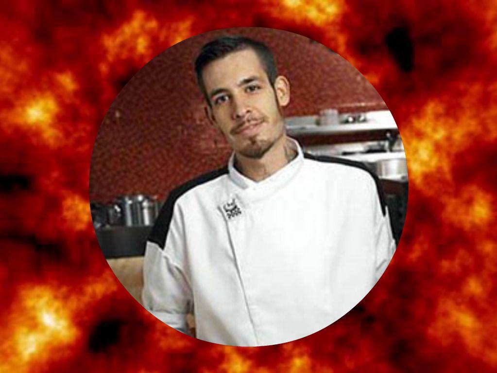 michael wray hells kitchen season 1 - Hells Kitchen Season 1