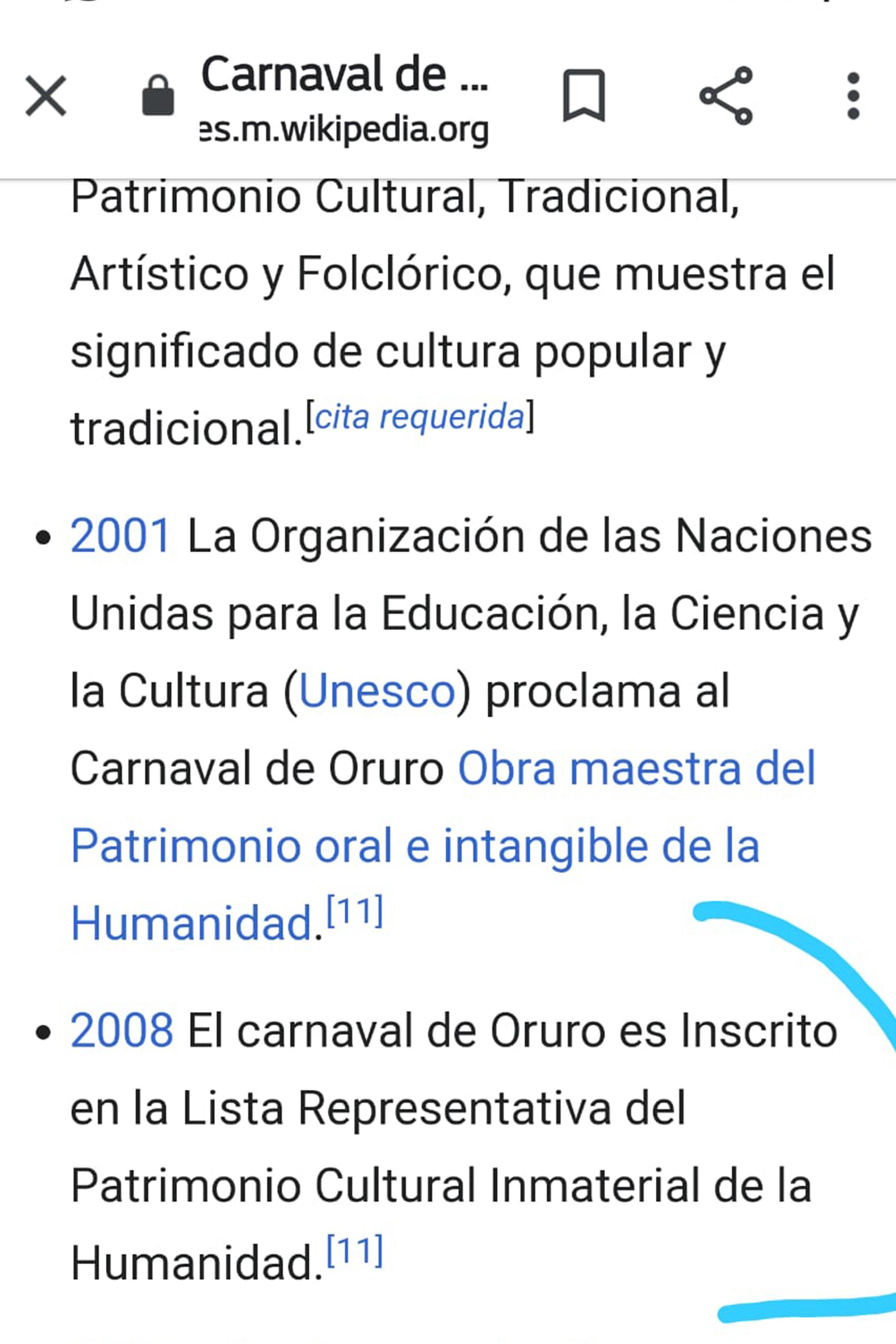 Carnaval De Oruro In 2021