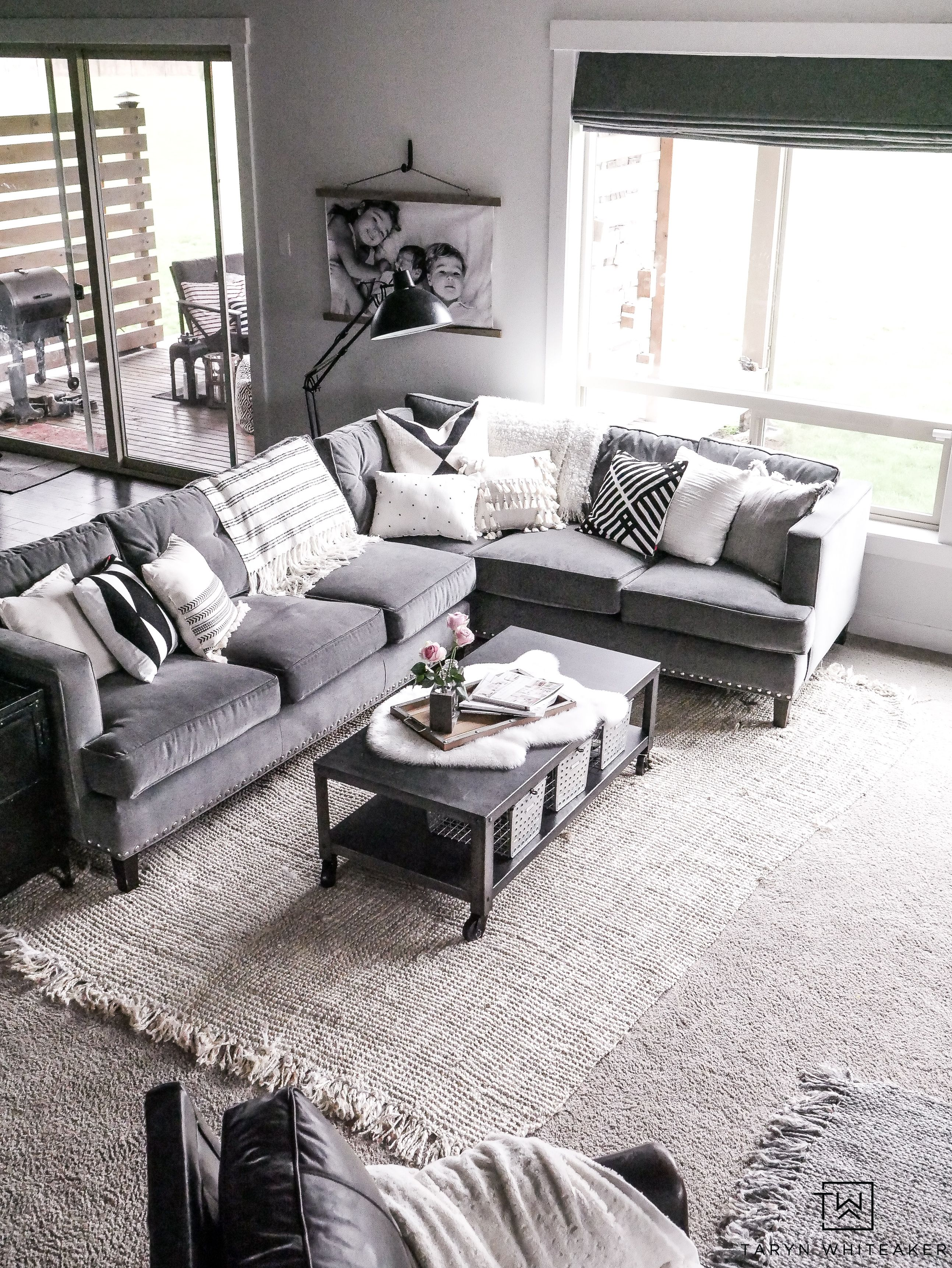 Living Room Paint Refresh | Living room paint, White paints and Neutral