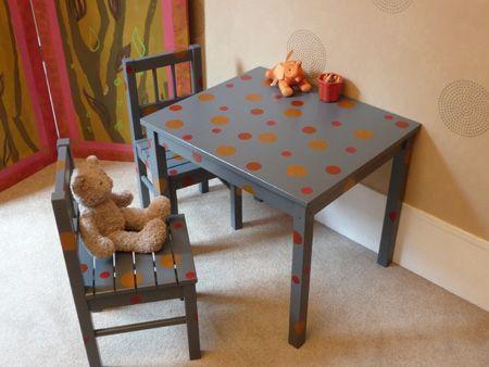 bureau d\u0027enfant peint benita loca Idées pour la maison Pinterest