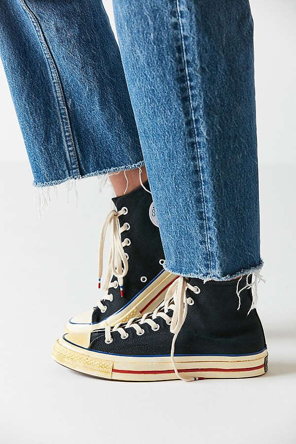 4fbb1692418277 Converse Chuck Taylor All Star  70 Canvas High Top Sneaker
