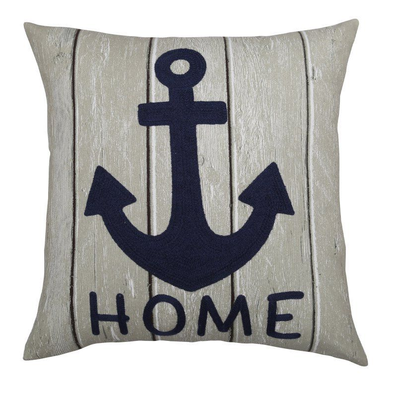 Lush Decor Anchor Home Decorative Pillow 40T40 Anchor Fascinating Lush Decor Pillows