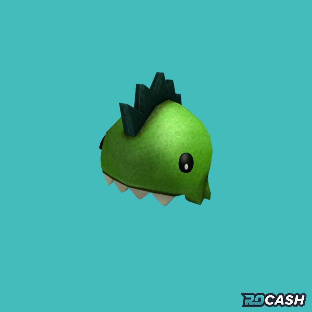 Want To Get The Hungry Dino Hat For Free You Can Earn Robux On Rocash And Withdraw Directly To Your Roblox Account Click The Link In Our Bio To Get Started