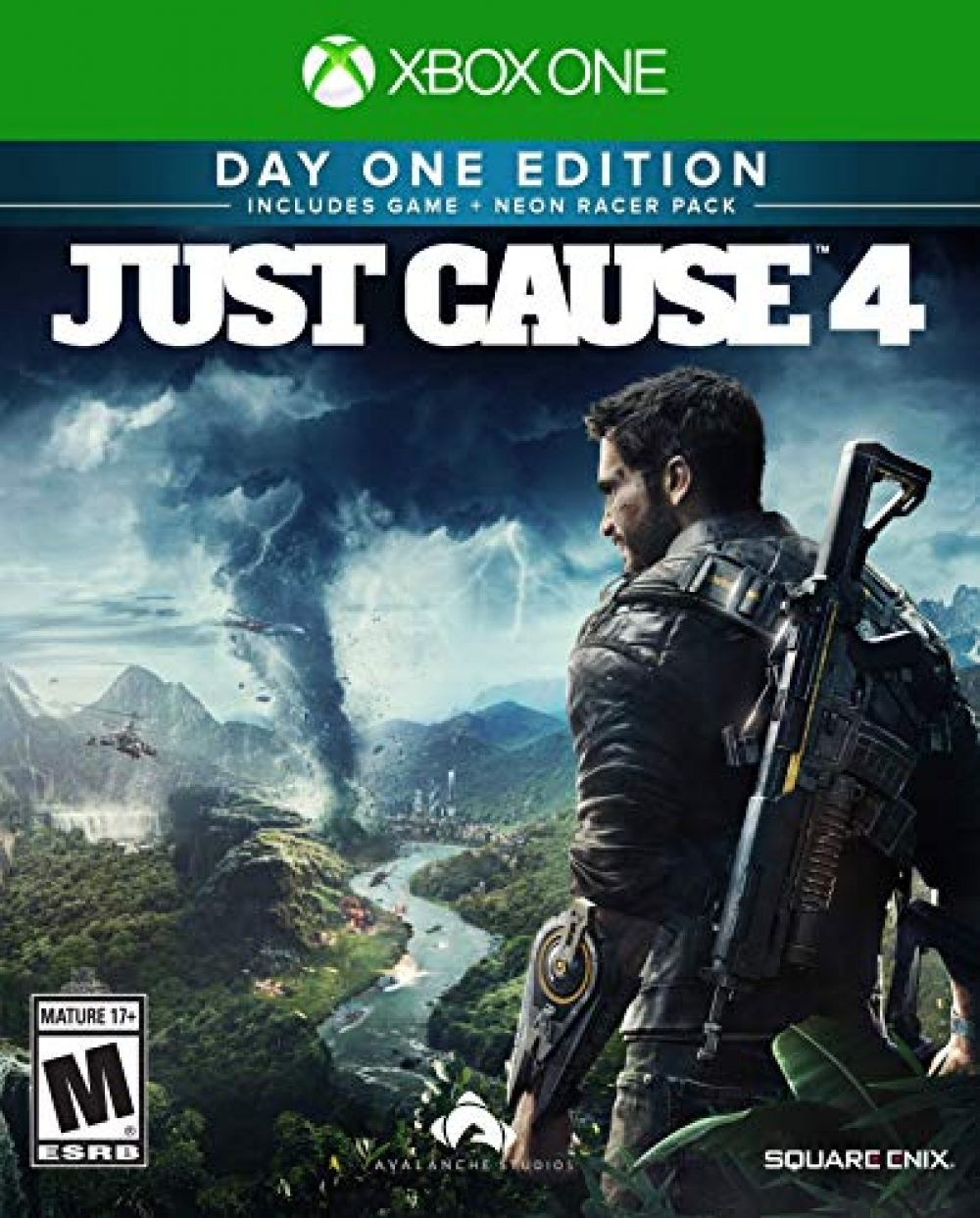 Just Cause 4 Xbox One Price 39.99 & FREE Shipping