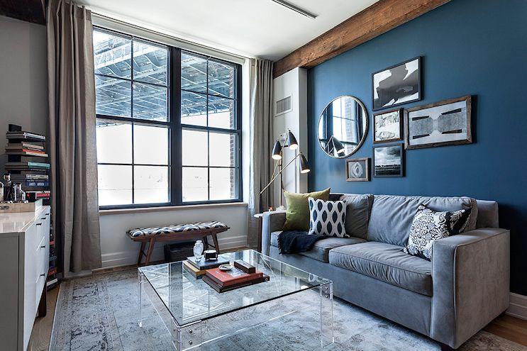 Decoración departamentos pequeños de 2 ambientes decoración