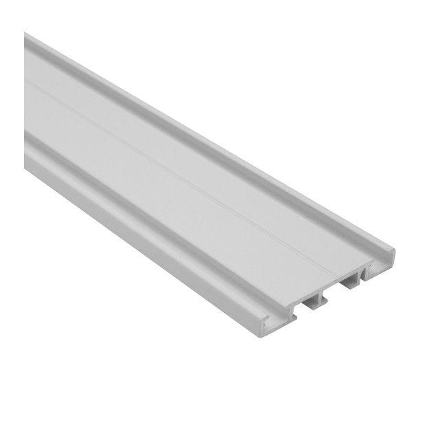 Szyna Sufitowa Aluminiowa 2 Torowa Biala 250 Cm Szyny