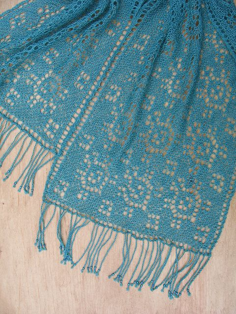 Turtle Lace Scarf by Evelyn Clark  This is cute and mind-blowing! How did she come up with this?! I don't even....