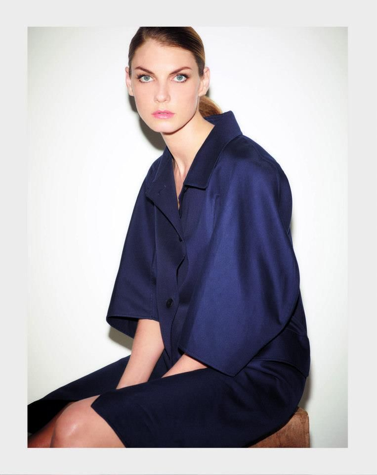 """Fashion Editorial """"Self-Service"""" Angela Lindvall by Ezra Petronio Issue 38 (Styling by Susanne Koller)"""
