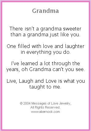 Mothers Day Poems For Grandmas 5