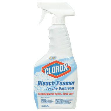 Clorox bath foamer with bleach 16 oz dollar general - Clorox bathroom foamer with bleach ...