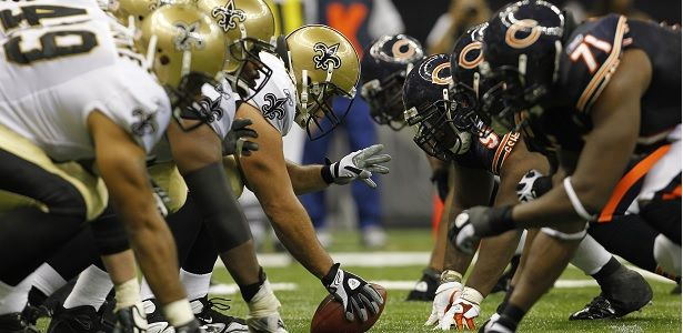 Image result for saints vs bears