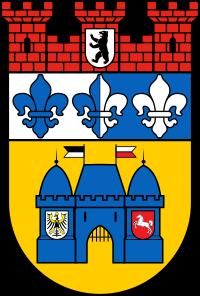 Wappen Des Bezirks Charlottenburg Wilmersdorf Wappen Familienwappen Emblem