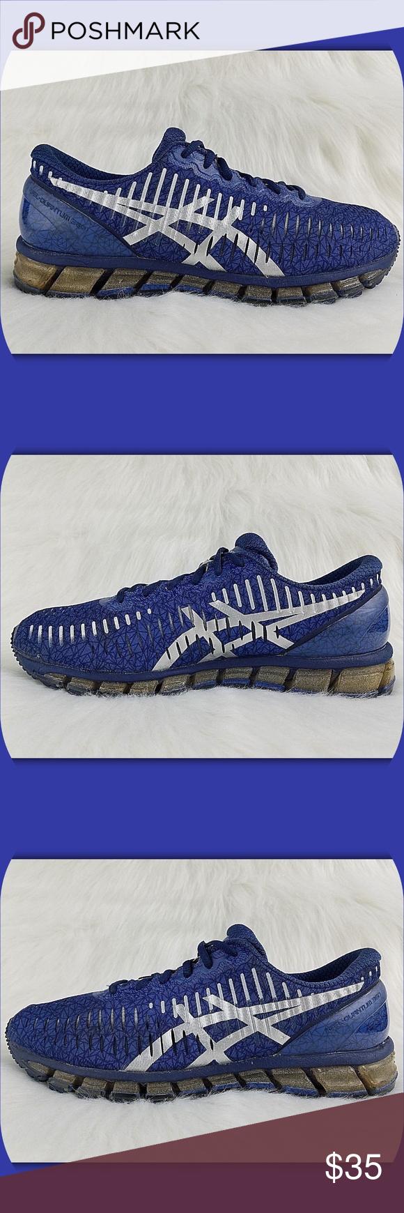 save off 1a032 f8bfb ASICS Gel Quantum 360 Athletic Running Shoes ASICS MEN'S ...