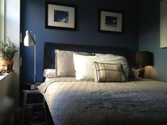 blauwe slaapkamer - Google zoeken   Slaapkamer   Pinterest   Anatomy