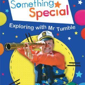 Something Special Exploring With Mr Tumble Dvd Mr Tumble Toys Mr Tumble Mr