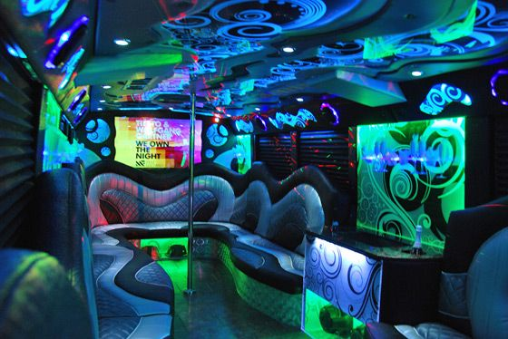 Bus Interior Design Google Search In Goes Mobile Pinterest Party Bus Limo Party And Party
