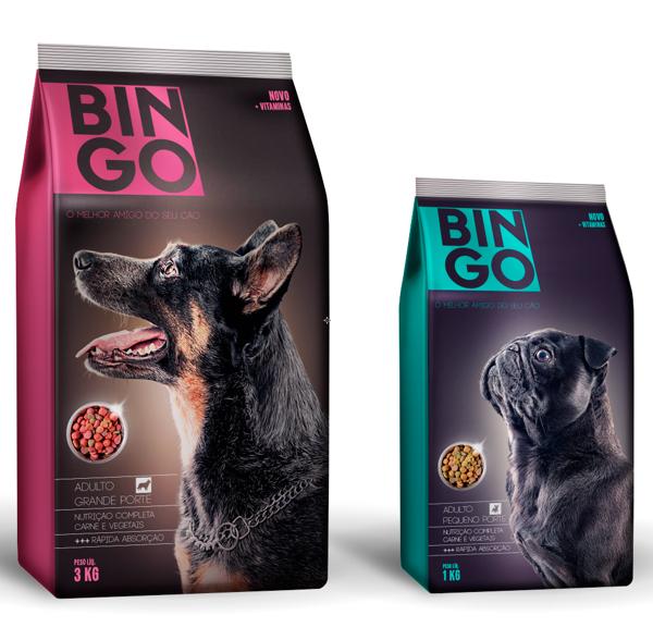 Bingo Concept Pet Food Packaging Food Packaging Design Dog