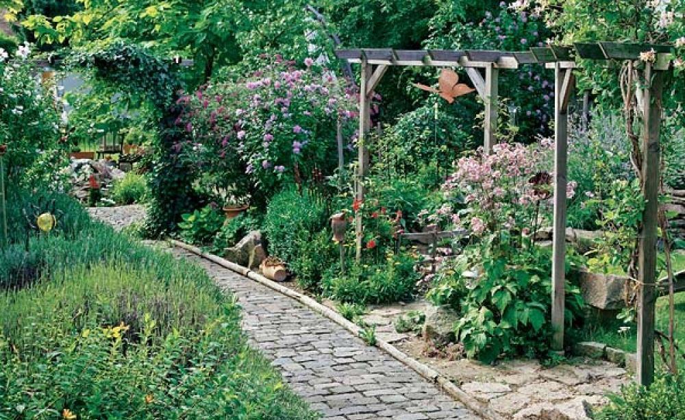 Trend Deko Ideen f r den Naturgarten Geschmackvolle Deko Ideen geben dem naturnah gestalteten Garten