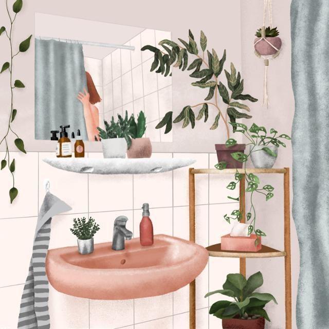 urban gardening im bad entdecke noch mehr wohnideen auf