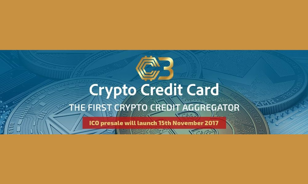 Crypto Credit Card Announces PreICO, Starting from
