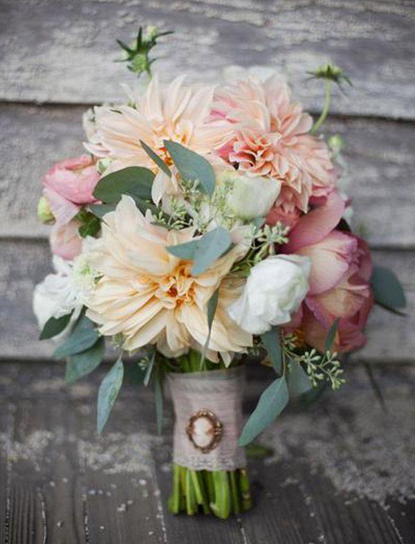 Cubre bouquets vintage