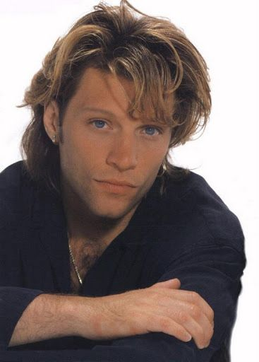 Jon Bon Jovi look at those eyes!!!